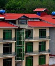 1 Bed 800 Sq. Ft. Flat For Sale in Bhurbun Continental Apartments, Bhurban