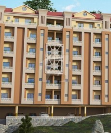 Studio 299 Sq. Ft. Flat For Sale in Murree Oaks Apartments, Lawrence College Road