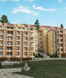 2 Bed 824 Sq. Ft. Flat For Sale in Murree Oaks Apartments, Lawrence College Road