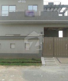 4 Bed 7 Marla House For Sale in Bismillah Housing Scheme, Lahore