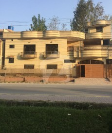 5 Bed 5 Marla House For Sale in PMA Road, Abbottabad
