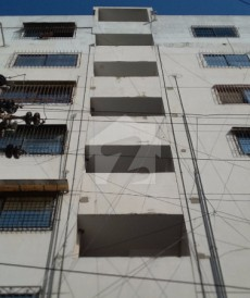 4 Bed 1,800 Sq. Ft. Flat For Sale in Khalid Bin Walid Road, Karachi