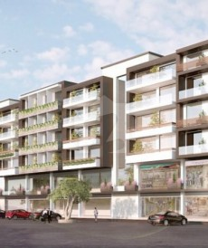 1 Bed 582 Sq. Ft. Flat For Sale in Broadway Heights, Bahria Orchard