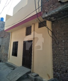2 Bed 1 Marla House For Sale in Nishtar Colony, Lahore