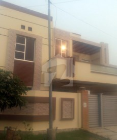 10 Marla House For Sale in DC Colony - Chenab Block, DC Colony