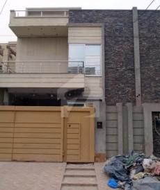 6 Bed 10 Marla House For Sale in PIA Housing Scheme - Block D, PIA Housing Scheme