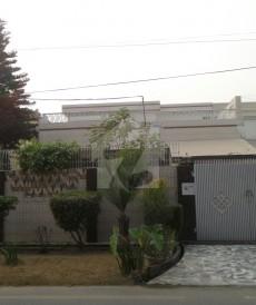 10 Marla House For Sale in Askari 1, Sialkot