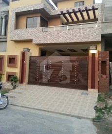 5 Bed 10 Marla House For Sale in Canal Garden, Lahore