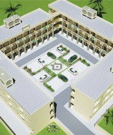 1 Bed 591 Sq. Ft. Flat For Sale in Supreme Apartments, Ferozepur Road
