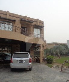 2 Kanal House For Sale in Madina Town, Faisalabad