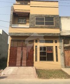 3 Bed 3 Marla House For Sale in Al Rehman Garden, Lahore