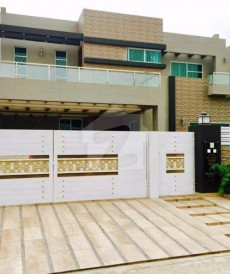 5 Bed 1 Kanal House For Sale in Canal Garden, Lahore