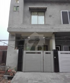 2 Bed 2 Marla House For Sale in Model City 1, Canal Road
