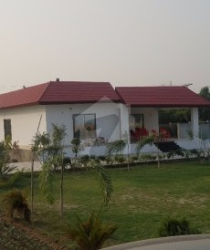 2 Bed 6 Kanal Farm House For Sale in Barki Road, Cantt