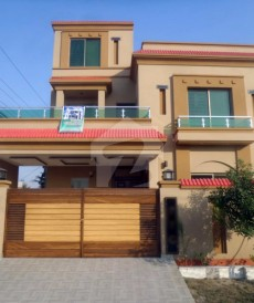 4 Bed 10 Marla House For Sale in Canal Garden - Block C, Canal Garden