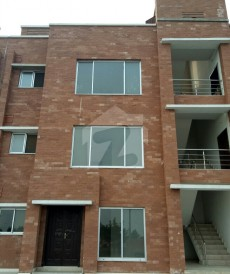 2 Bed 1,125 Sq. Ft. Flat For Sale in Low Cost - Block D, Low Cost Sector