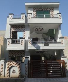 5 Marla Houses For Sale In Ghauri Town Zameen