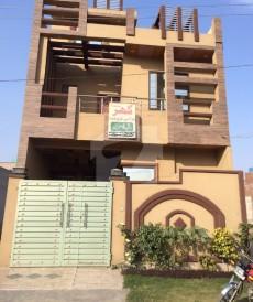 3 Bed 4 Marla House For Sale in Al Rehman Garden Phase 2, Al Rehman Garden