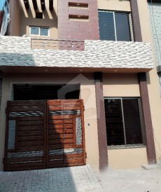 3 Bed 3 Marla House For Sale in Green Avenue Housing Society, Cantt