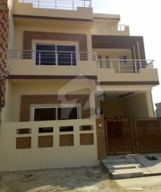3 Bed 5 Marla House For Sale in Al-Ahmad Garden Housing Scheme, GT Road
