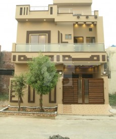 5 Bed 5 Marla House For Sale in Eden Residencia, Eden