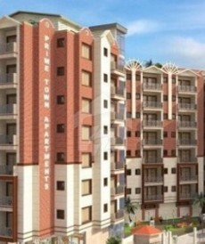 4 Bed 1,818 Sq. Ft. Flat For Sale in Prime Town Apartments, University Town
