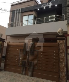 5 Bed 10 Marla House For Sale in Garden Town - Tariq Block, Garden Town
