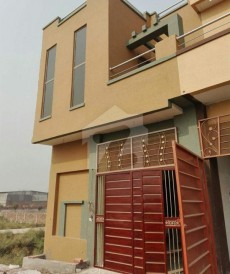 2 Bed 3 Marla House For Sale in Ghous Garden, Lahore