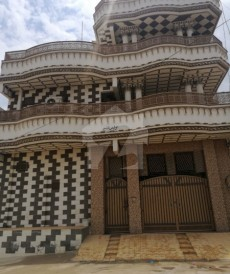 6 Bed 300 Sq. Yd. House For Sale in Sindh University Employees Cooperative Housing Society, Hyderabad