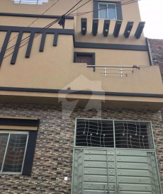 4 Bed 3 Marla House For Sale in Samanabad, Lahore