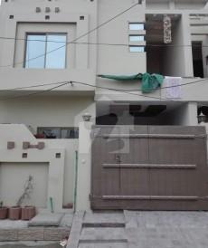 4 Bed 5 Marla House For Sale in Gulshan-E-Mustafa Housing Society, Lahore