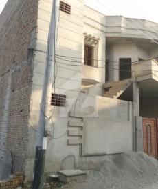 7 Marla House For Sale in Goheer Town, Bahawalpur