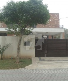 4 Bed 1 Kanal House For Sale in Canal View, Lahore
