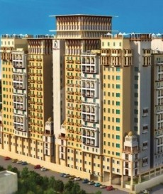 2 Bed 560 Sq. Ft. Flat For Sale in ChenOne Luxury Apartments and Homes, Canal Road