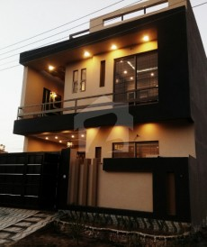 3 Bed 5 Marla House For Sale in Canal Garden, Lahore