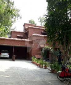 4 Bed 3.12 Kanal Farm House For Sale in EME Society, Lahore