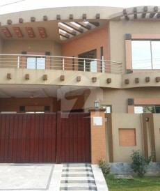 4 Bed 10 Marla House For Sale in PGECHS Phase 2, Punjab Govt Employees Society