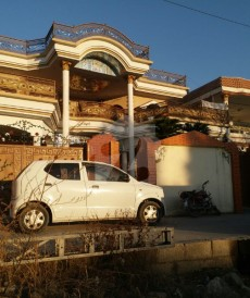 7 Bed 1 Kanal House For Sale in Habibullah Colony, Abbottabad