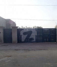 2 Bed 9.2 Kanal Farm House For Sale in Barki Road, Cantt