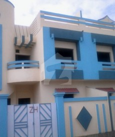 2 Bed 80 Sq. Yd. House For Sale in Zulfiqar Homes, Hyderabad Bypass