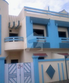 4 Bed 120 Sq. Yd. House For Sale in Zulfiqar Homes, Hyderabad Bypass