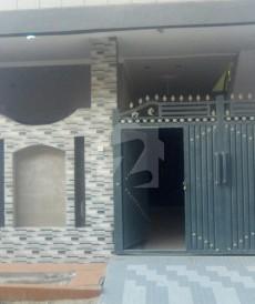 4 Bed 5 Marla House For Sale in Khyber Colony Harbanspura, Harbanspura