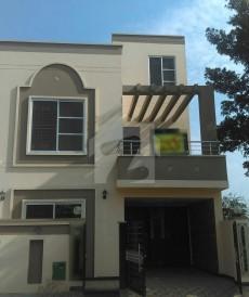 3 Bed 5 Marla House For Sale in Bahria Nasheman - Sunflower, Bahria Nasheman