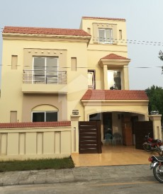 3 Bed 5 Marla House For Sale in Bahria Orchard Phase 1, Bahria Orchard