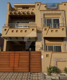5 Bed 5 Marla House For Sale in Military Accounts Society - Block C, Military Accounts Housing Society