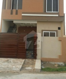 3 Bed 3 Marla House For Sale in Bismillah Housing Scheme, Lahore