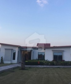 2 Bed 4 Kanal Farm House For Sale in Barki Road, Cantt