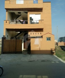 2 Bed 3 Marla House For Sale in Bismillah Housing Scheme, Lahore