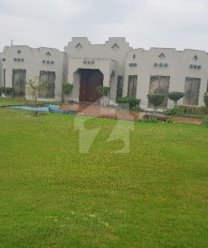 2 Bed 8 Kanal Farm House For Sale in Bedian Road, Lahore