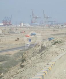 9.6 Kanal Commercial Plot For Sale in Gwadar Industrial Estate, Gwadar